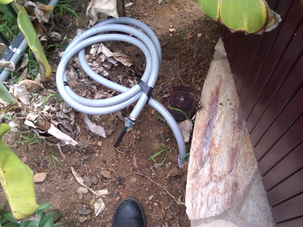 Preparations To Ensure The Proper Installation Of A Sundance Spa Run Electrical Wires Underground Reach Sheds Lights Patios And Water Requirements